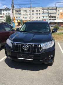 Toyota Land Cruiser Prado, 2019