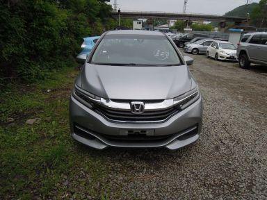 Honda Shuttle 2015 отзыв автора | Дата публикации 22.06.2019.