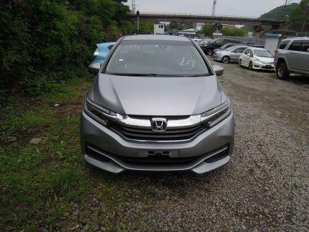 Honda Shuttle 2015 - отзыв владельца