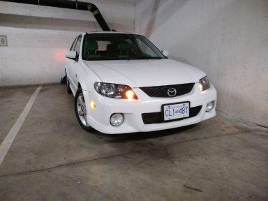 Mazda Protege5 2003 отзыв автора | Дата публикации 24.06.2019.