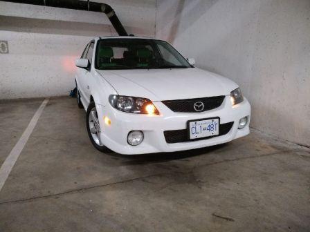 Mazda Protege5 2003 - отзыв владельца