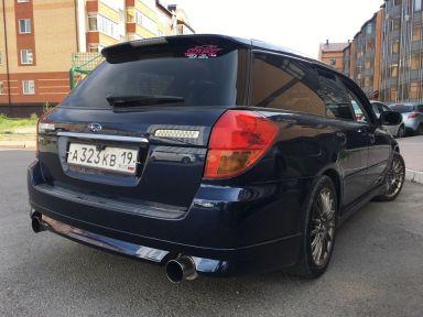 Subaru Legacy 2003 отзыв автора | Дата публикации 24.06.2019.