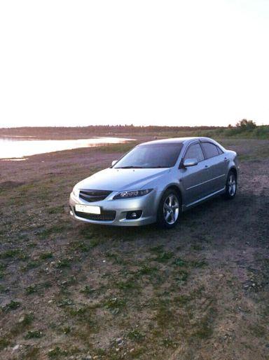 Mazda Atenza 2002 отзыв автора | Дата публикации 26.06.2019.