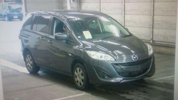 Mazda Premacy 2014 - отзыв владельца