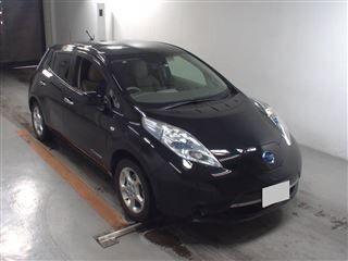 Nissan Leaf 2012 - отзыв владельца