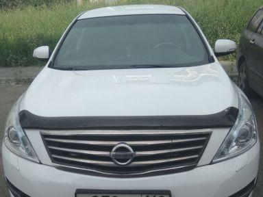 Nissan Teana 2013 отзыв автора | Дата публикации 28.06.2019.