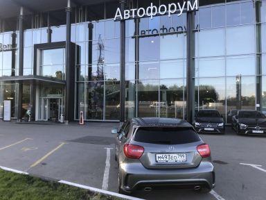 Mercedes-Benz A-Class, 2013