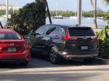 Honda CR-V, 2017