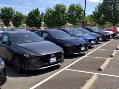 Mazda Mazda3 2017 отзыв автора | Дата публикации 16.07.2017.