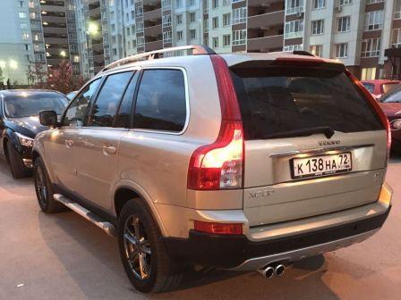 Volvo XC90 2007 - отзыв владельца