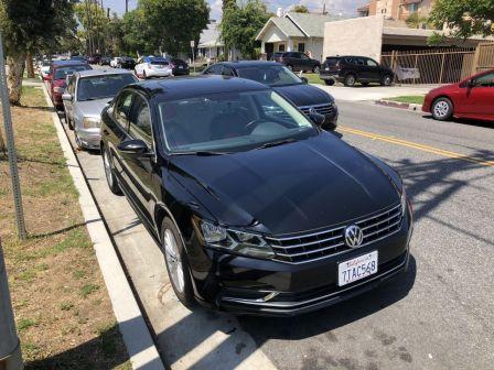 Volkswagen Passat 2017 - отзыв владельца