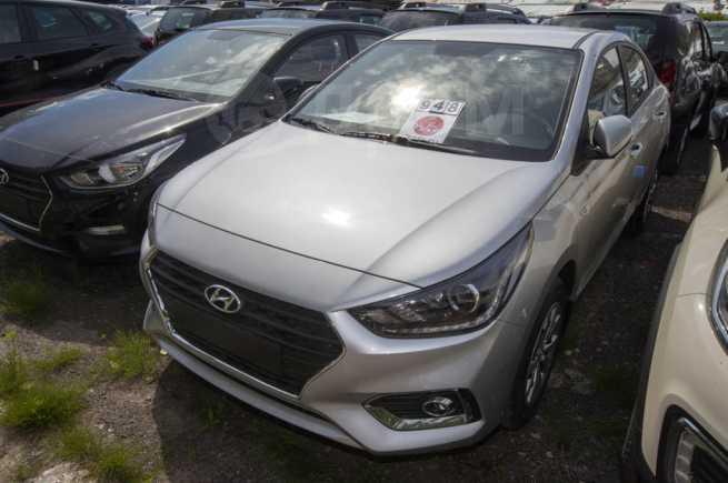 Hyundai Solaris, 2019 год, 920 000 руб.