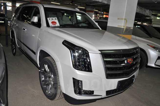 Cadillac Escalade, 2018 год, 5 960 000 руб.