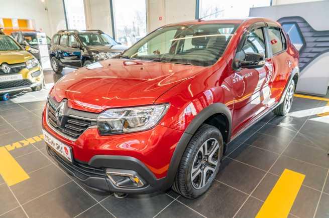 Renault Logan Stepway, 2019 год, 913 563 руб.
