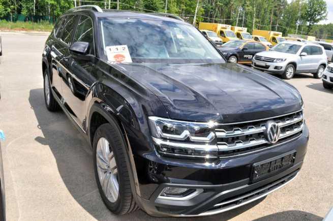 Volkswagen Teramont, 2018 год, 4 024 000 руб.