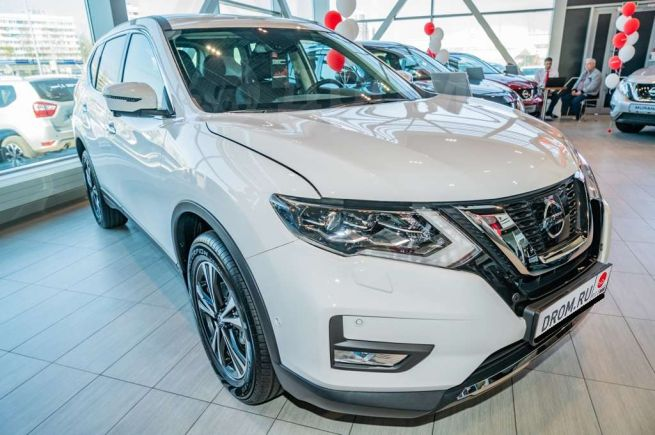 Nissan X-Trail, 2019 год, 2 203 000 руб.