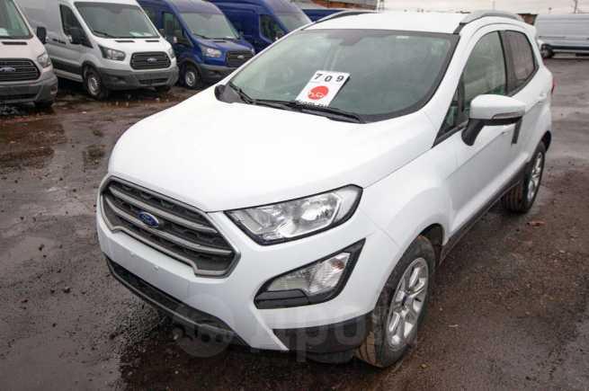 Ford EcoSport, 2019 год, 1 330 000 руб.