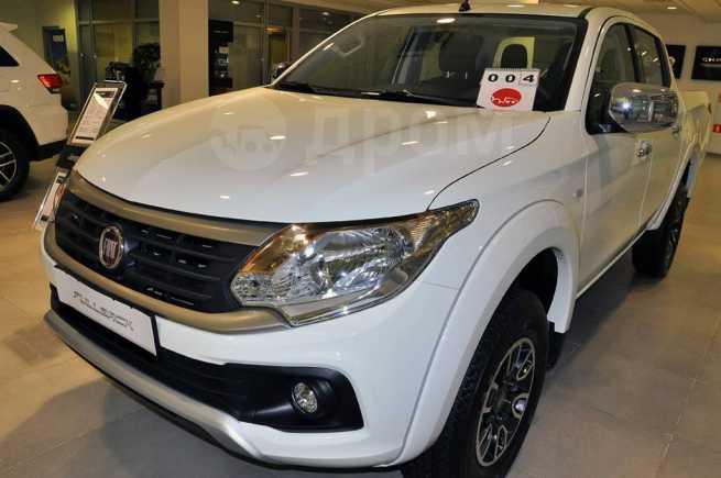 Fiat Fullback, 2018 год, 2 014 000 руб.