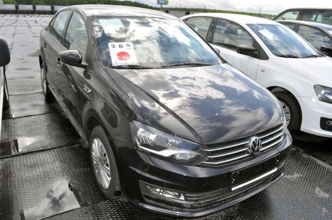 Volkswagen Polo, 2019 год, 919 880 руб.