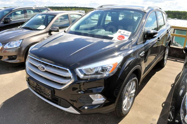 Ford Kuga, 2019 год, 1 797 832 руб.