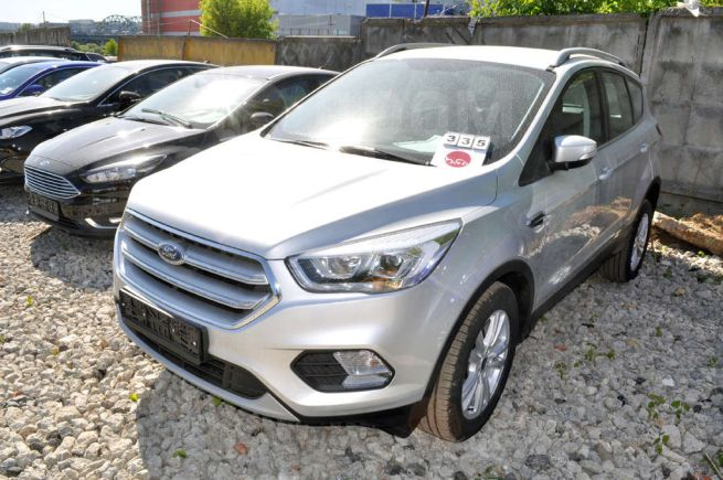 Ford Kuga, 2019 год, 1 580 500 руб.