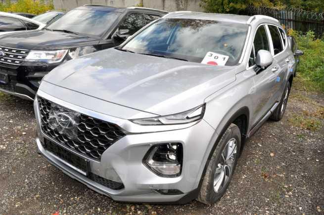 Hyundai Santa Fe, 2019 год, 2 614 000 руб.