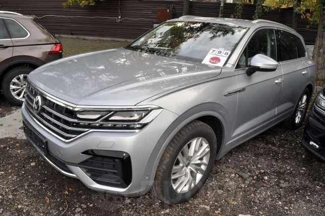 Volkswagen Touareg, 2019 год, 5 291 000 руб.