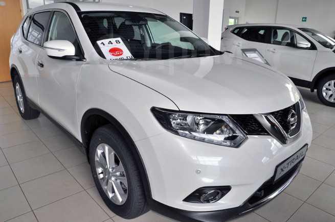 Nissan X-Trail, 2018 год, 1 836 000 руб.