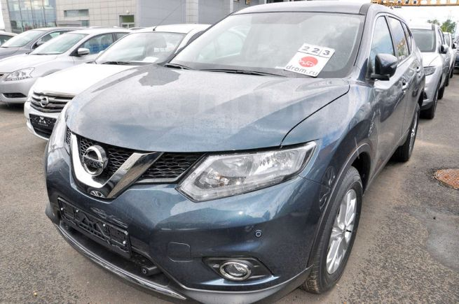 Nissan X-Trail, 2018 год, 1 924 289 руб.