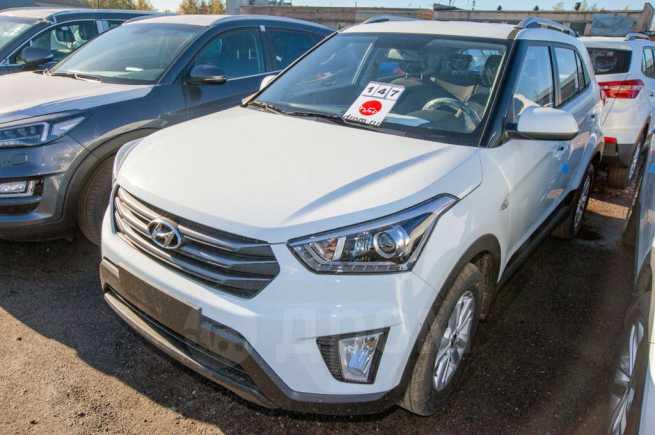 Hyundai Creta, 2019 год, 1 385 000 руб.
