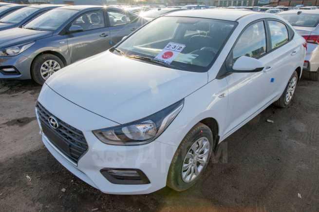 Hyundai Solaris, 2019 год, 904 000 руб.