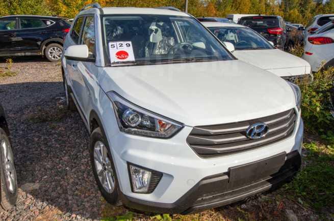 Hyundai Creta, 2019 год, 1 305 000 руб.