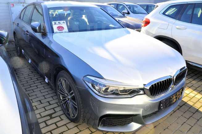 BMW 5-Series, 2019 год, 4 420 000 руб.