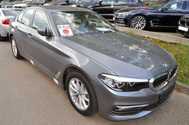 BMW 5-Series, 2019 год, 3 110 400 руб.