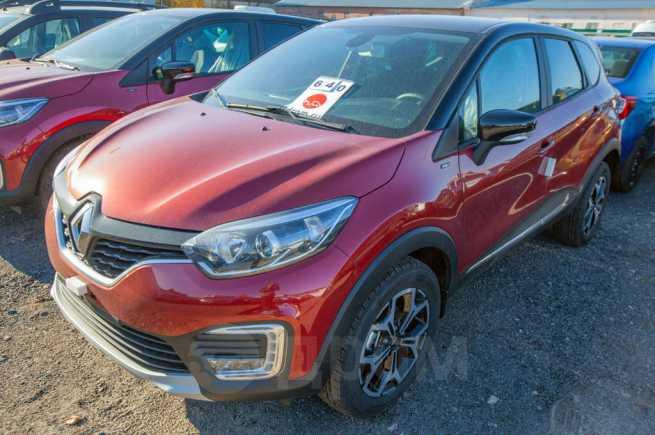 Renault Kaptur, 2019 год, 1 202 639 руб.