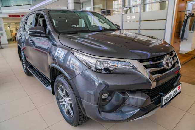 Toyota Fortuner, 2018 год, 2 977 001 руб.