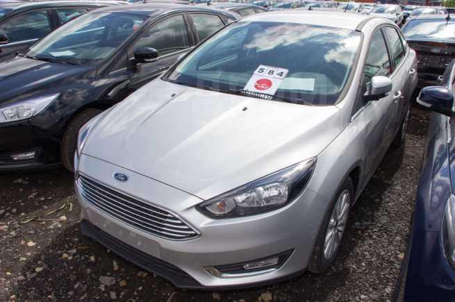 Ford Focus, 2019 год, 1 456 012 руб.