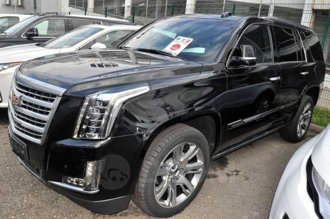 Cadillac Escalade, 2018 год, 7 534 280 руб.