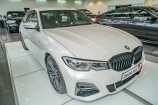 BMW 3-Series. БЕЛЫЙ МИНЕРАЛ, МЕТАЛЛИК (A96)
