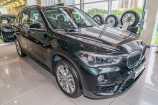 BMW X1. ЧЕРНЫЙ САПФИР, МЕТАЛЛИК (475)