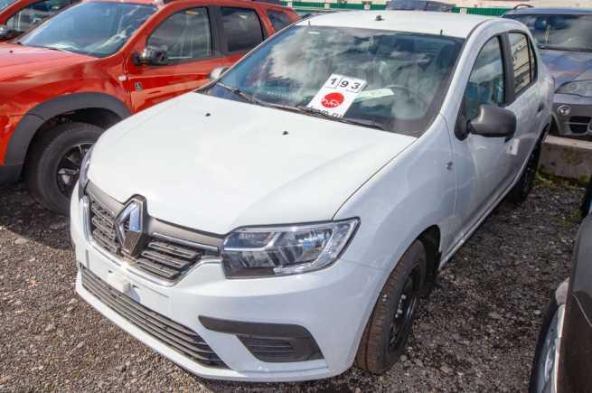 Renault Logan, 2019 год, 675 366 руб.