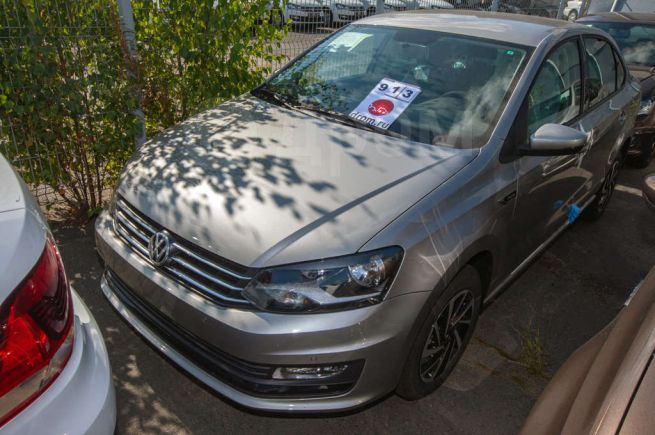 Volkswagen Polo, 2019 год, 871 880 руб.