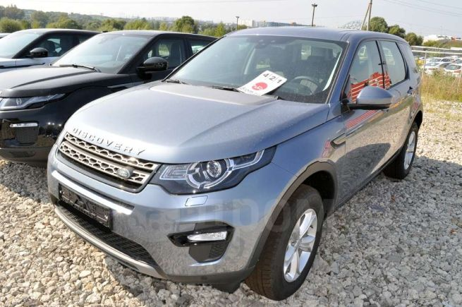 Land Rover Discovery Sport, 2019 год, 3 582 000 руб.