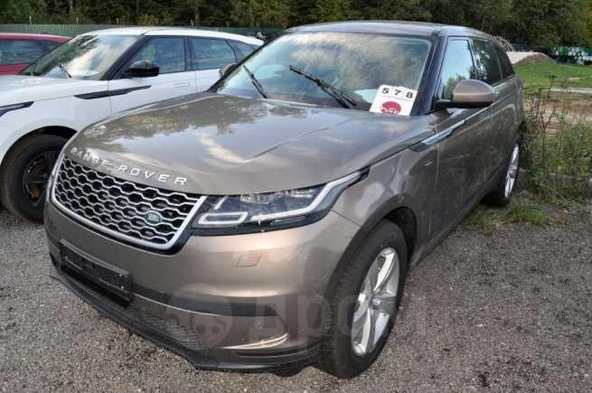 Land Rover Range Rover Velar, 2019 год, 5 195 000 руб.