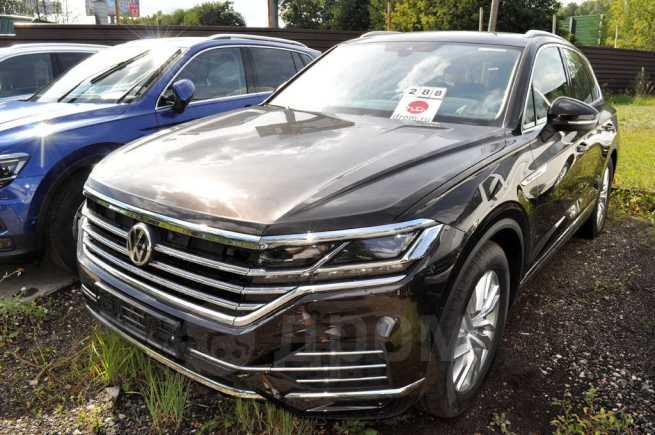 Volkswagen Touareg, 2019 год, 4 424 847 руб.