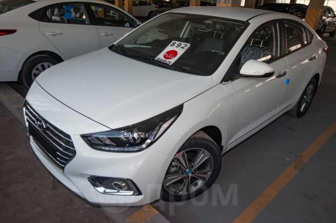Hyundai Solaris, 2019 год, 1 006 000 руб.