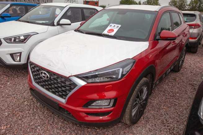 Hyundai Tucson, 2019 год, 1 774 000 руб.