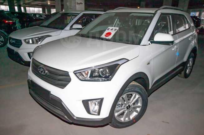Hyundai Creta, 2019 год, 1 275 000 руб.
