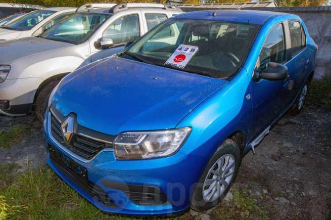 Renault Logan, 2019 год, 634 990 руб.