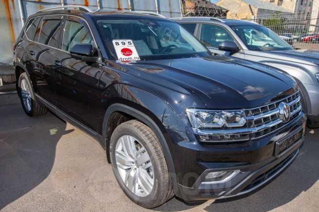 Volkswagen Teramont, 2019 год, 3 927 000 руб.